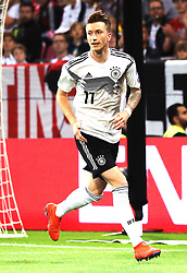 11.06.2019, Opel Arena, Mainz, GER, UEFA EM Qualifikation, Deutschland vs Estland, Gruppe C, im Bild Marco Reus // during the UEFA European Championship qualification, group C match between Germany and Estonia at the Opel Arena in Mainz, Germany on 2019/06/11. EXPA Pictures © 2019, PhotoCredit: EXPA/ SM<br /> <br /> *****ATTENTION - OUT of GER*****