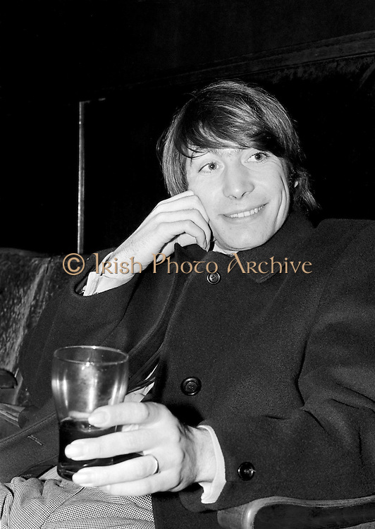 The Rolling Stones Charlie is my Darling - Ireland 1965 - Charlie Watts relaxing at The Rolling Stones press conference at the Adelphi Theatre, Middle Abbey Street, Dublin. This was the band's first Irish tour of 1965....07/01/1965.01/07/1965.07 January 1965...The Rolling Stones Charlie is my Darling - Ireland 1965.<br /> Birthday gift ideas of a Limited Edition Prints of Charlie Watts,  The Rolling Stones, Charlie is my Darling, Ireland 1965. <br /> Fine art Limited Edition Prints of Charlie Watts,  The Rolling Stones, Charlie is my Darling, Ireland 1965. <br /> Unique birthday gifts for him  a Limited Edition Prints of Charlie Watts,  The Rolling Stones, Charlie is my Darling, Ireland 1965.  <br /> Gifts for men of  Limited Edition Prints of Charlie Watts,  The Rolling Stones, Charlie is my Darling, Ireland 1965.  <br /> Groomsmen gifts  of Limited Edition Prints of Charlie Watts,  The Rolling Stones, Charlie is my Darling, Ireland 1965.  <br /> Gift ideas of Limited Edition Prints of Charlie Watts,  The Rolling Stones, Charlie is my Darling, Ireland 1965.  <br /> Thank you gifts of Limited Edition Prints of Charlie Watts,  The Rolling Stones, Charlie is my Darling, Ireland 1965.  <br /> Cool gifts of Limited Edition Prints of Charlie Watts,  The Rolling Stones, Charlie is my Darling, Ireland 1965.  <br /> Wedding gifts  of Limited Edition Prints of Charlie Watts,  The Rolling Stones, Charlie is my Darling, Ireland 1965.  <br /> Romantic gifts of Limited Edition Prints of Charlie Watts,  The Rolling Stones, Charlie is my Darling, Ireland 1965.  <br /> Anniversary gifts of Limited Edition Prints of Charlie Watts,  The Rolling Stones, Charlie is my Darling, Ireland 1965.  <br /> Christmas gifts of Limited Edition Prints of Charlie Watts,  The Rolling Stones, Charlie is my Darling, Ireland 1965.