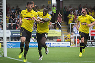 Burton Albion v York City 13/09/2014