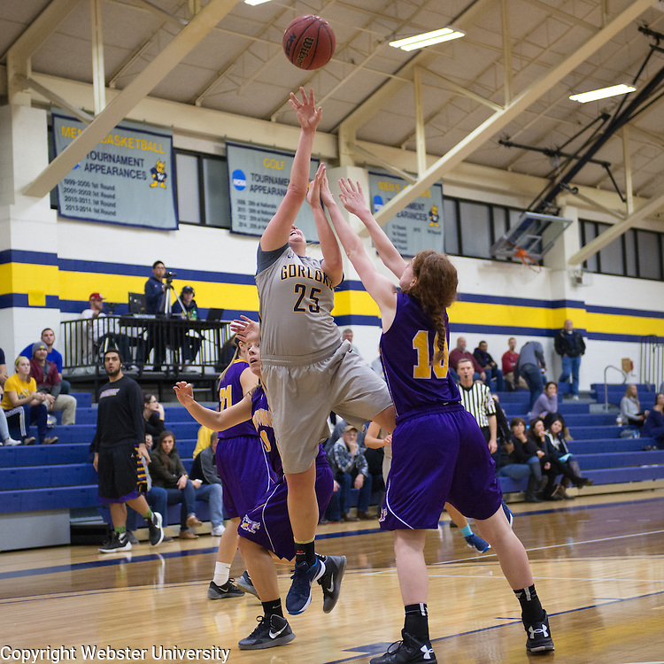 Webster University Athletics - Women's Basketball 2016