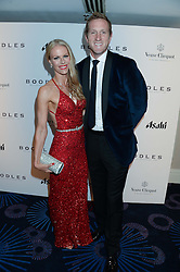 British fine jewellery brand Boodles welcomed guests for the 2013 Boodles Boxing Ball in aid of Starlight Children's Foundation held at the Grosvenor House Hotel, Park Lane, London on 21st September 2013.<br /> Picture Shows:-MIKE CATT and his wife CARO CATT.<br /> <br /> Press release - https://www.dropbox.com/s/a3pygc5img14bxk/BBB_2013_press_release.pdf<br /> <br /> For Quotes  on the event call James Amos on 07747 615 003 or email jamesamos@boodles.com. For all other press enquiries please contact luciaroberts@boodles.com (0788 038 3003)