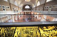 Ellis Island. Immigration Museum