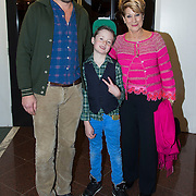 NLD/Zaandam/20140326 - Premiere De Verleiders, Vincent Croiset en dochter en partner Jules Croiset