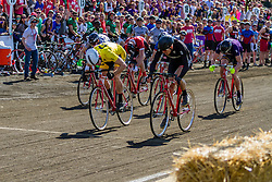 Men's Little 500, Bloomington, Indiana, USA, 26 April 2015, Photo by Thomas van Bracht / PelotonPhotos.com