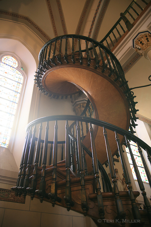 Loretto Chapel, Santa Fe, NM