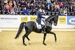 BALKENHOL Anabel (GER), Heuberger TSF<br /> Oldenburg - AGRAVIS-Cup 2018<br /> Grand Prix de Dressage<br /> 02. November 2018<br /> © www.sportfotos-lafrentz.de/Stefan Lafrentz