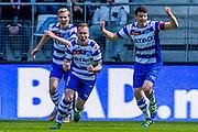 ALKMAAR - 01-05-2016, AZ - de Graafschap, AFAS Stadion,