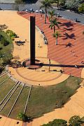 Belo Horizonte_MG, Brasil.<br /> <br /> Imagem aerea de Belo Horizonte, Minas Gerais. Na foto Praca do Papa.<br /> <br /> Aerial view of Belo Horizonte, Minas Gerais. In this photo Praca do Papa.<br /> <br /> Foto: MARCUS DESIMONI / NITRO