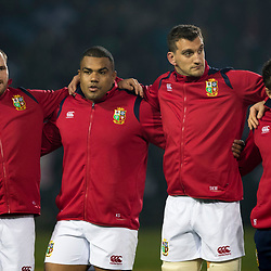 Lions during game 5 of the British and Irish Lions 2017 Tour of New Zealand,The match between  The Maori All Blacks and British and Irish Lions, Rotorua International Stadium, Rotorua, Saturday 17th June 2017<br /> (Photo by Kevin Booth Steve Haag Sports)<br /> <br /> Images for social media must have consent from Steve Haag