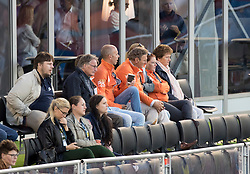 Minderhoud Hans Peter, NED, Witte Nico, NED, Werner Nicole, NED<br /> FEI European Dressage Championships - Goteborg 2017 <br /> © Hippo Foto - Dirk Caremans<br /> 22/08/2017,