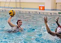 NCAA Women's Water Polo: VMI downs Salem International in inaugural women's water polo match, 22-6.