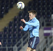 Cammy Black - Falkirk v Dundee, Under 20s Development League at Falkirk Stadium<br /> <br />  - &copy; David Young - www.davidyoungphoto.co.uk - email: davidyoungphoto@gmail.com