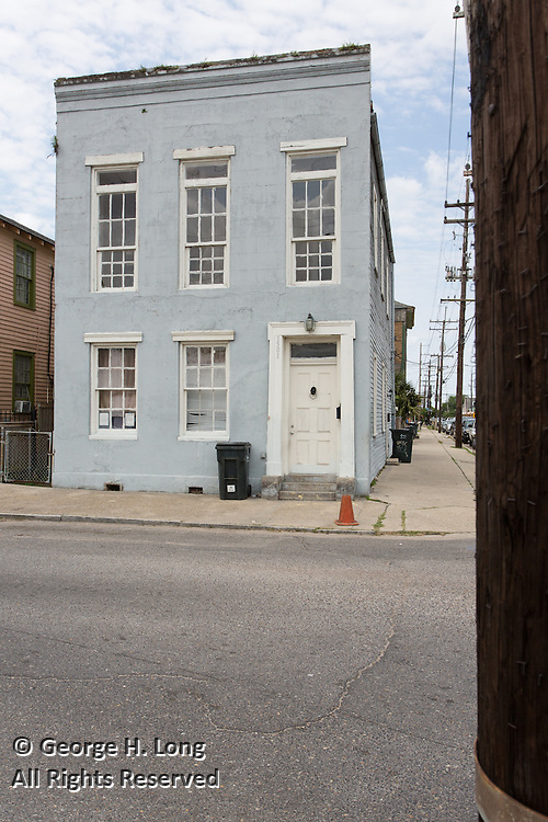 1501 Dumaine Street at N. Robertson Street in Treme neighborhood of New Orleans