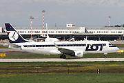 LOT - Polish Airlines / Polskie Linie Lotnicze, Embraer ERJ-175LR