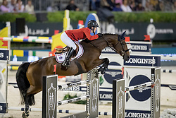 Hough Lauren, (USA), Ohlala<br /> Furusiyya FEI Nations Cup Jumping Final - Barcelona 2016<br /> © Hippo Foto - Dirk Caremans<br /> 24/09/16
