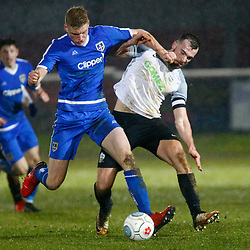 Dover Athletic V Guiseley - 27/01/2018