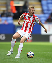 Darren Fletcher of Stoke City in action - Mandatory by-line: Jack Phillips/JMP - 29/07/2017 - FOOTBALL - Macron Stadium - Bolton, England - Bolton Wanderers v Stoke City - Pre-Season Club Friendly