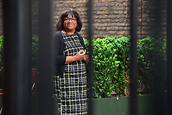 © Licensed to London News Pictures. 27/06/2016. London, UK. Shadow Secretary of State for Health DIANE ABBOTT seen in the Houses of Parliament in London as various members of the Labour shadow cabinet have resigned. Photo credit: Ben Cawthra/LNP