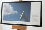 Satellite tracking station, European Space Agency, French Guiana.<br />