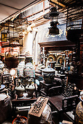 Gallery 1961 antique shop. Georgtown, Penang