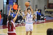 Cile 29/07/2011<br /> Campionato Mondiale Femminile U19<br /> Italia-Cile<br /> nella foto: Francesca Dotto <br /> foto ciamillo-castoria