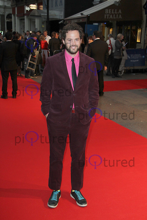 Drake Doremus Like Crazy Premiere at the 55th BFI London Film Festival, Vue Cinema, Leicester Square, London, UK. 13 October 2011. Contact: Rich@Piqtured.com +44(0)7941 079620 (Picture by Richard Goldschmidt)