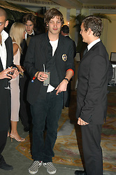 JAMES JAGGER son of Mick Jagger at the Chain of Hope Autumn Ball Fiesta held at The Dorchester, Park Lane, London on 6th October 2004.