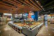 Interstore Design, Ala Moana Foodland, Hawaii