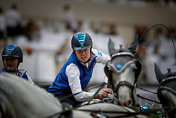 Chardon Bram, NED, Inciato VII-6, Pluto Pedro, Rezgo, Santos, Siglavy Capriola Kapitany<br /> FEI World Cup Driving presented by RTS<br /> CHI de Genève 2017<br /> © Hippo Foto - Dirk Caremans<br /> 10/12/2017