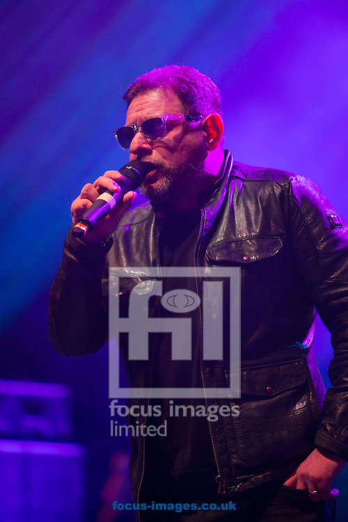 Shaun Ryder of the Happy Mondays performs at O2 Brixton Academy, Brixton<br /> Picture by Ryan Dinham/Focus Images Ltd +44 7900 436859<br /> 03/12/2015
