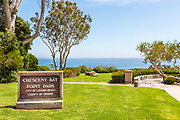 Oceanview From Crescent Bay Point Park in Laguna Beach