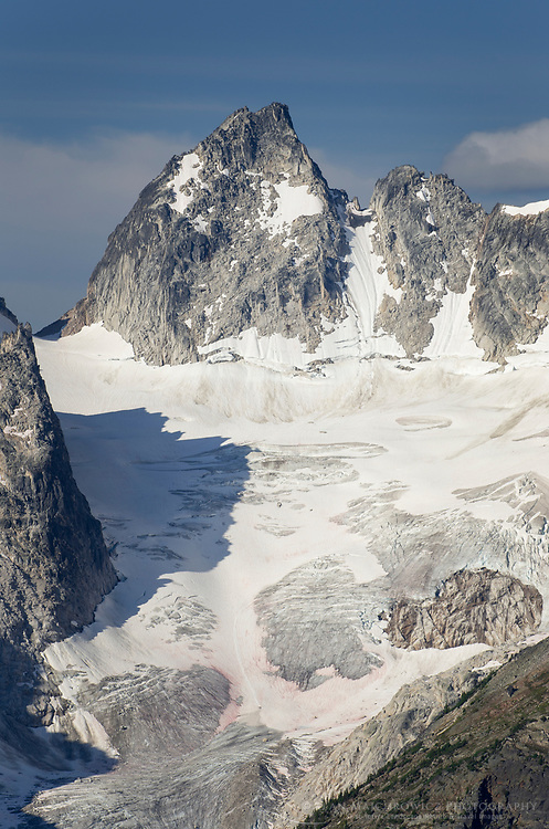 Northern peaks of Bugaboo Provincial Park, Purcell Mountains British Columbia.