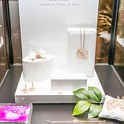 NLD/Waalre/20170130 - Lancering nieuwe juwelenlijn Leaves Dewdrops van Prinses Margarita , juwelen