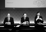 Conference for annual results of UBS.