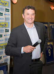 LIVERPOOL, ENGLAND - Friday, May 7, 2010: Former Everton player Barry Horne during an Everton Charity Dinner to support Health Through Sport. (Pic by: David Rawcliffe/Propaganda)