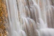L'Eventail Waterfall, Herisson Waterfalls, Cascades du Herisson, Menetrux-en-Joux, Jura, Franche-Comté, France