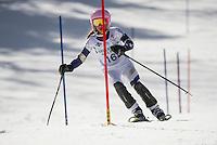 Paul Ladouceur Memorial Slalom U14 ladies with Gunstock Ski Club.  ©2016 Karen Bobotas Photographer