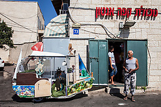 Travelling in Israel