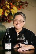 Maxine Reifer Borcherding at the Oregon Culinary Institute featuring Brooks Wine