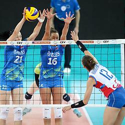 20160622: SLO, Volleyball - CEV European League Women, Slovenia vs Slovakia
