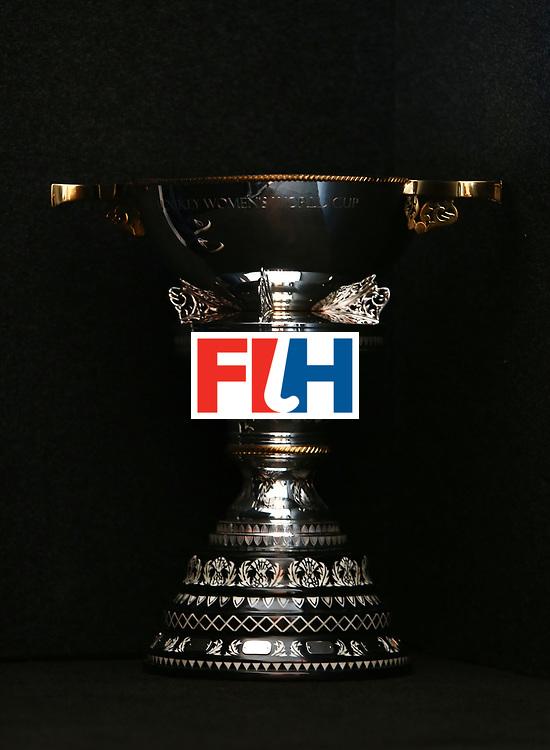 New Zealand, Auckland - 22/11/17  <br /> Sentinel Homes Women&rsquo;s Hockey World League Final<br /> Harbour Hockey Stadium<br /> Copyrigth: Worldsportpics, Rodrigo Jaramillo<br /> Match ID: 10304 - ARG vs NZL<br /> Photo: