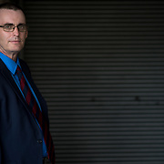 APRIL 7, 2018--ORLANDO, FLORIDA<br /> John Meekins, photographed in Orlando, Florida. Meekins works with a group that investigates and monitors cases of sex trafficking in United States prisons.<br /> (PHOTO BY ANGELVALENTIN/FREELANCE)