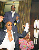 P Diddy Combs Party 07/02/2002