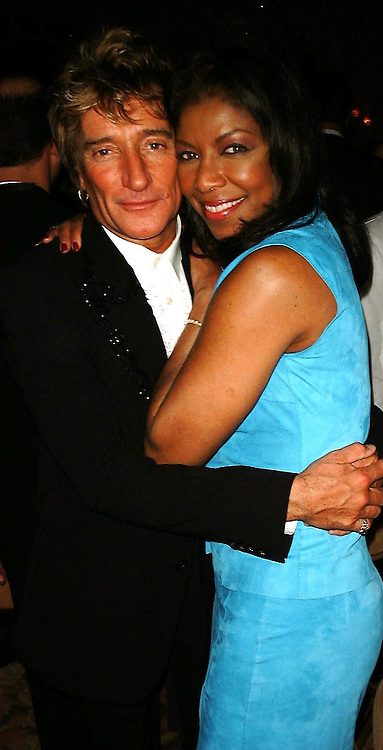 Rod Steward &amp; Natalie Cole<br />