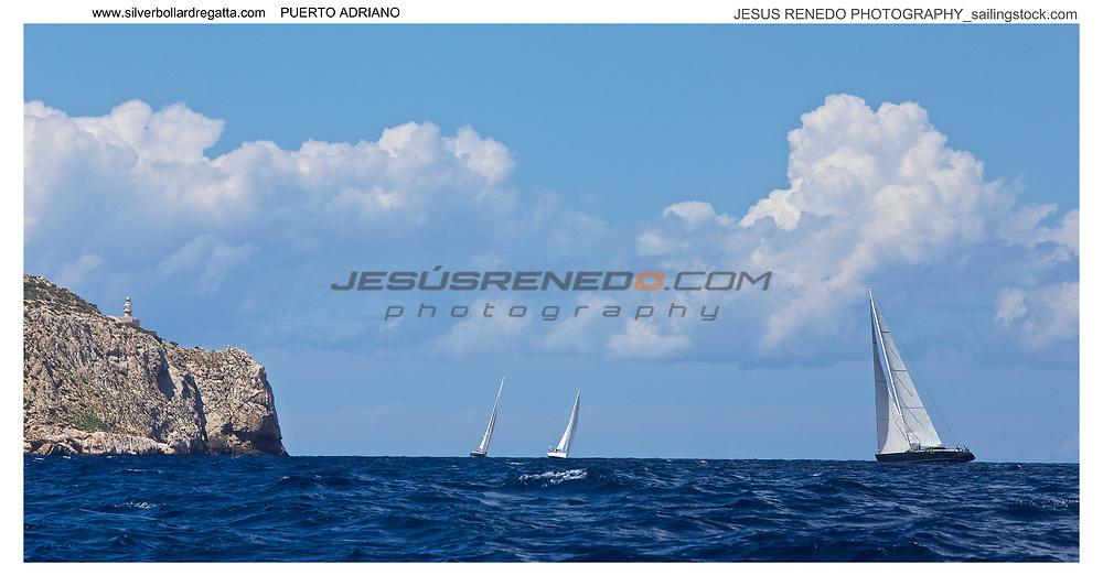 Silver Bollard Regatta , Puerto Adriano , Mallorca, costal race to Dragonera Island , ©Jesús Renedo