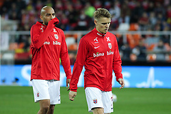 March 23, 2019 - Valencia, Valencia, Spain - Aleesami of Norway in action during European Qualifiers championship, , football match between Spain and Norway, March 23th, in Mestalla Stadium in Valencia, Spain. (Credit Image: © AFP7 via ZUMA Wire)