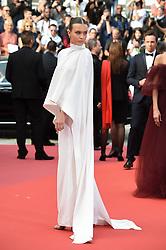 May 22, 2019 - Cannes, France - 72eme Festival International du Film de Cannes. Montée des marches du film ''Roubaix, une lumiere (Oh Mercy!)''. 72th International Cannes Film Festival. Red Carpet for ''Roubaix, une lumiere (Oh Merci!)'' movie.....239728 2019-05-22  Cannes France.. Skriver, Josephine (Credit Image: © L.Urman/Starface via ZUMA Press)