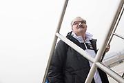 Romeo Meo Sacchetti<br /> Nazionale Italiana Maschile Senior - Viaggio Torino Zagabria<br /> FIP 2017<br /> Torino, 25/11/2017<br /> Foto M.Ceretti / Ciamillo-Castoria