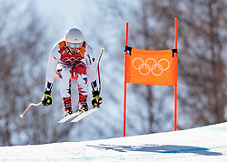 13.02.2018, Jeongseon Alpine Centre, Pyeongchang, KOR, PyeongChang 2018, Ski Alpin, Herren, Kombination, im Bild Ondrej Berndt (CZE) // Ondrej Berndt of Czech Republic during the Mens Ski Men's Alpine Combined of the Pyeongchang 2018 Winter Olympic Games at the Jeongseon Alpine Centre in Pyeongchang, South Korea on 2018/02/13. EXPA Pictures © 2018, PhotoCredit: EXPA/ Johann Groder