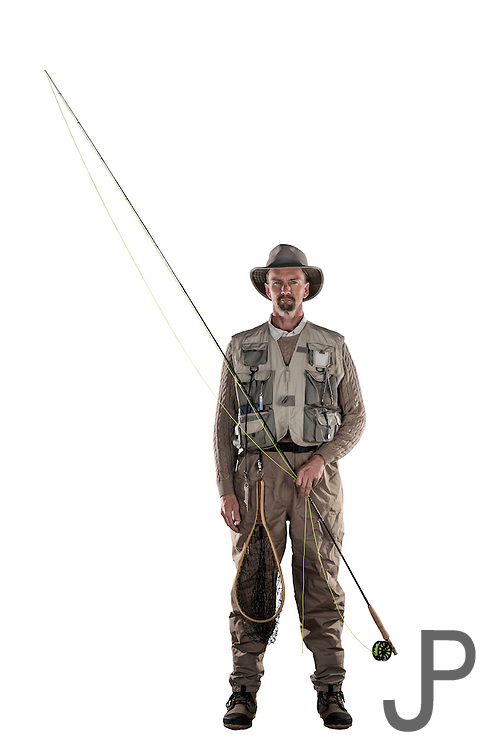 Fly fishing with Alex Weeks for Oklahoma Today